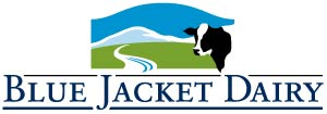 Blue Jacket Dairy logo